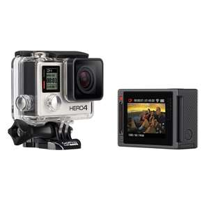 Go Pro Hero 4 Silver *refurbished* - £132.49 Delivered @ gopro_certified_uk ebay