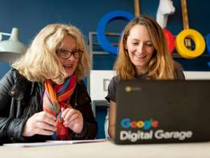 FREE face-to-face courses that Google Digital Garage is offering in Birmingham
