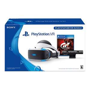 Sony PlayStation VR Gran Turismo Sport Bundle £205.99 @ TobyDeals.co.uk