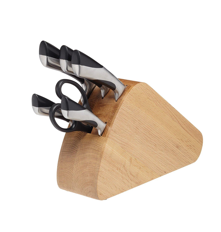 7 Piece Knife Set (includes Block) £7.87 (Prime) / £12.62 (non Prime) at Amazon