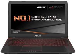 Asus ZX553VD-DM968T gtx1050 laptop capable of gaming £609.98 at Ebuyer