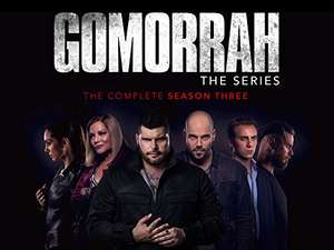 Gomorrah Season 3 in HD 99p @ Amazon Video