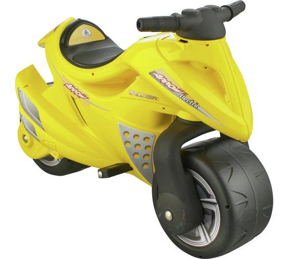 Chad Valley 6V ride on Race bike £44.99 @ Argos