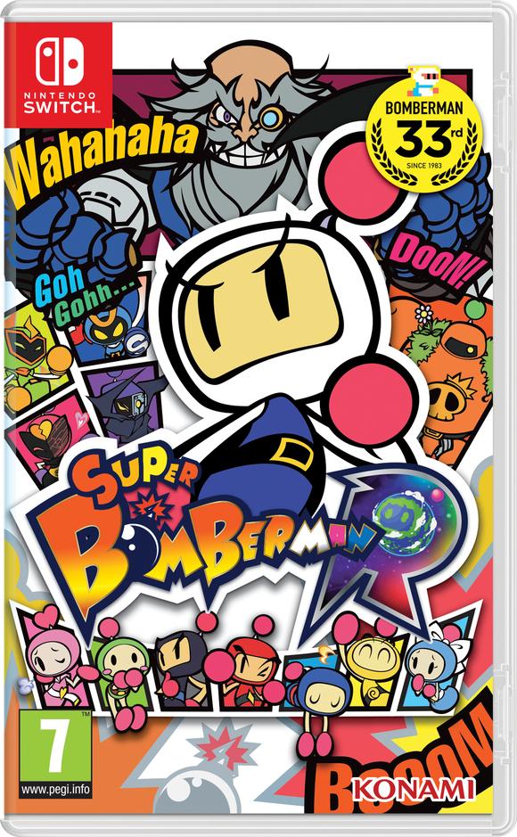 Super Bomberman R Nintendo Switch £28.50 @ coolshop