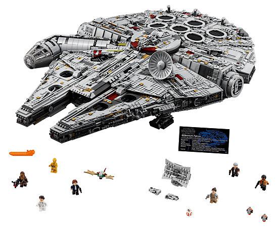 LEGO Millennium Falcon - 75192 £649.99 at  Lego Shop