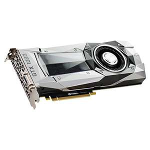 GTX 1080 for ~£452 (inc del) - Founders edition - Currently Out of Stock. - Amazon Germany