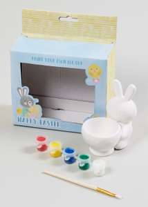 Paint Your Own Easter Egg Cup / Decorations £3.50 each & 3 for 2 + Free C+C @ Matalan