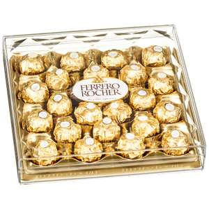 Ferrero Rocher 24 Pieces, 300g £3 @ ASDA