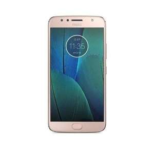 "Motorola G5S Plus (Blush Gold) 5.5"" 32GB 4G Unlocked & SIM Free - £199.97, at Appliances Direct"
