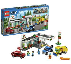 Lego city 60132 service station £39.99 @Argos