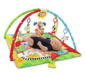 Fisher Price Puppies & Pals laugh and learn gym £35.99 was £69.99 @Argos