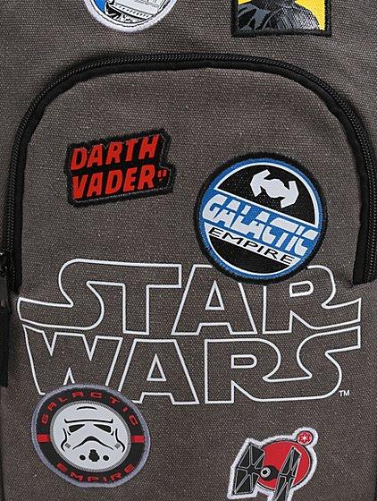 Star Wars canvas fabric backpack £6 @Asda