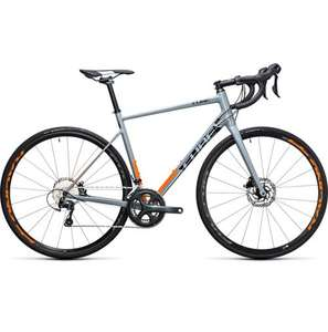 Cube Attain Race Disc road bike £699 @ CRC