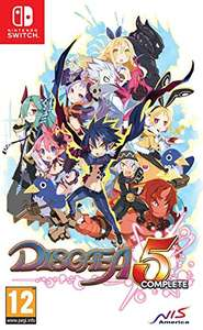 Disgaea 5 Complete (Nintendo Switch) £26.99 @ Amazon (exclusively for Prime members)