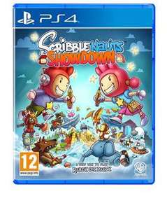 Scribblenauts Showdown (PS4) £19.99 used @ Grainger games