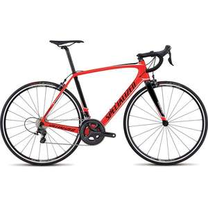 2017 Specialized Tarmac Comp Road Bike Ultegra  - Red/Black £1350 @ h2gear.co.uk