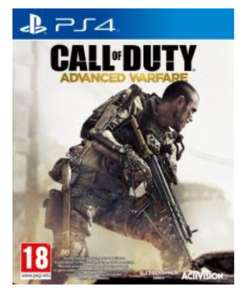PS4/ Xbox one (pre owned) £4.99 CoD: Advanced Warfare Standard Edition /  PS4 Advanced Warfare Atlas Limited Edition £7.99 (pre owned) delivered @ Grainger Games