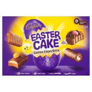 Cadbury Easter Cake Selection Box 9 pack  £1.49 @ Lidl
