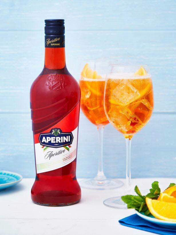 Aldi  'Aperini' (Aperol) £6.99 @ Aldi