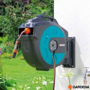 Gardena wall mounted Hose box 35m instore at costco - £71.98