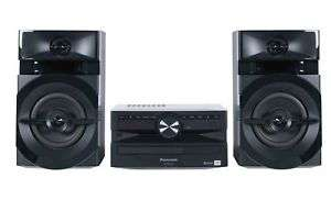 Panasonic SCUX100EK Hifi with Bluetooth - Black. From the Argos ebay (B-Grade)