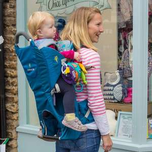 Littlelife Ranger S2 (latest version) Child Carrier - £67.15 (with code) @ Millets
