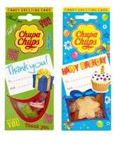CHUPA CHUPS CANDY GREETING CARDS 49p Home Bargains