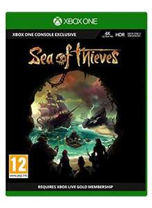 20% cashback on TopCashBack when you buy Sea of Thieves for Xbox One (£41.99 / £33.59 after cashback)