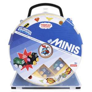 Thomas and Friends Mini Collector Case £8.99 at Home Bargains