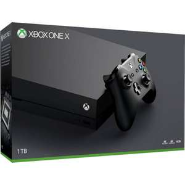 Xbox One X £399.99 @ Zavvi