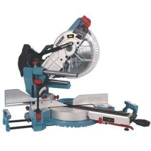 Erbauer 216mm Sliding mitre saw £85.99 + free delivery @ screwfix