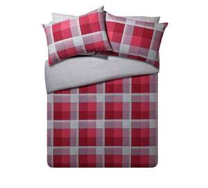 Collection Louis reversible bed in a bag set ( includes sheet )  - superking £16.99 was £34.99 @ Argos