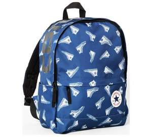 Converse trainer print backpack £16.99 @ Argos
