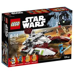 "LEGO UK 75182 ""Republic Fighter Tank"" - £14 Prime / £17.99 non prime @ Amazon"