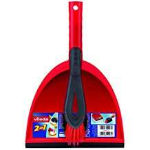 Vileda Dustpan & brush £3, 3Action Broom £4 (was £6) and Magic Mop Flat £6 was £8 (replacement flat mop head £2.50) @ Asda instore but some are online too