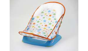 Deluxe baby bath bather- neutral stars £8.50 @ Asda