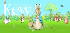 1 Child Goes Free with Paying Adult (£17) or Concession Ticket £15) to Peter Rabbit™ at Kew Gardens this Easter via Littlebird (more in OP)