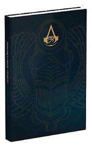 Assassin's Creed Origins (Collectors Edition) Hardcover Book £12.29 (Delivered) books2aw / Ebay