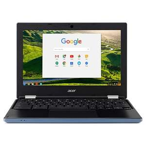 Acer Chromebook 11 | CB3-131 | Blue £169.99 using code SPECIAL30 with 11% Quidco cashback currently too @ Acer Direct