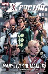2 x X-Men Collections from £1.99: Comixology