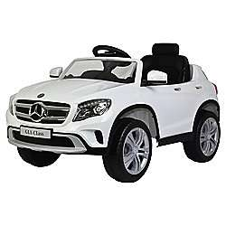 Mercedes electric ride on £37.40 / £40.49 delivered @ Tesco sold by OutdoorCampingDirect
