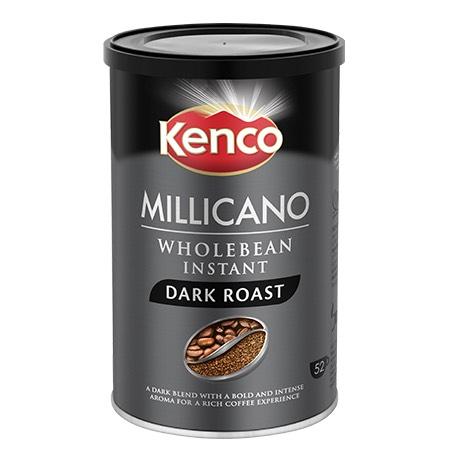 Kenco millicano wholebean dark roast £2.50 in Asda