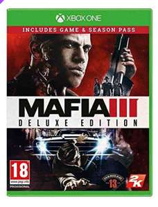 Mafia III Deluxe Edition Xbox one  (includes game and season pass) £10.99 @Go2Games