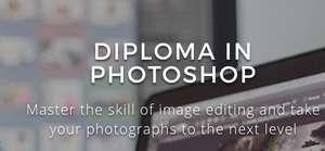 DIPLOMA IN PHOTOSHOP - free @ Shaw Academy