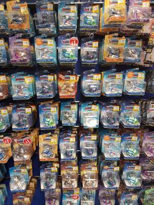 Skylander Supercharger figures £1 @ Smyths toys instore and online