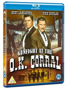 Gunfight at the O.K. Corral 60th Anniversary (BD) [Blu-ray] £4.50 delivered @ Zoom