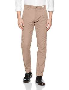 Tommy Hilfiger Men's Mercer Chino Org Harvard Twill Trousers, Beige 33WL32/34WL32/36WL32/38WL32/40W32L were £90 now £25 @ Amazon (10% off for Students also)