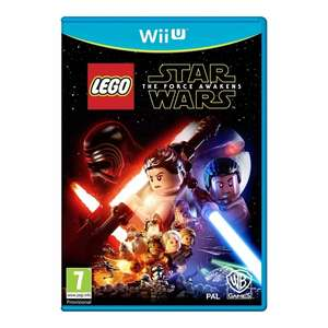Lego Star Wars The Force Awakens Wii U Game £8.99 @ 365Games