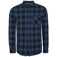 Woven Check Shirt is now £7 @ Asda