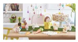FREE John Lewis Easter Egg Hunt & More - Nationwide - Sat 24th March 10am - 4pm